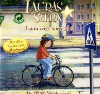Lauras Stern, Laura zeigt, wie's geht, Audio-CD
