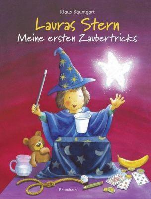 Lauras Stern - Meine ersten Zaubertricks, Klaus Baumgart, Cornelia Neudert