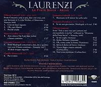 Laurenzi-La Finita Savia,Arias - Produktdetailbild 1