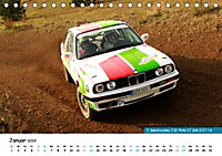 Lausitz-Rallye Kalender (Tischkalender 2019 DIN A5 quer) - Produktdetailbild 1