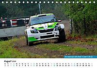 Lausitz-Rallye Kalender (Tischkalender 2019 DIN A5 quer) - Produktdetailbild 8