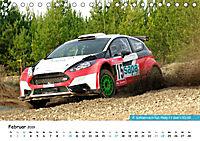 Lausitz-Rallye Kalender (Tischkalender 2019 DIN A5 quer) - Produktdetailbild 2