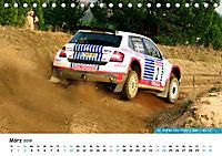 Lausitz-Rallye Kalender (Tischkalender 2019 DIN A5 quer) - Produktdetailbild 3
