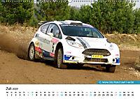 Lausitz-Rallye Kalender (Wandkalender 2019 DIN A2 quer) - Produktdetailbild 7