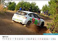 Lausitz-Rallye Kalender (Wandkalender 2019 DIN A2 quer) - Produktdetailbild 4