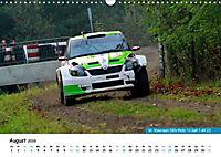 Lausitz-Rallye Kalender (Wandkalender 2019 DIN A3 quer) - Produktdetailbild 8