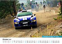 Lausitz-Rallye Kalender (Wandkalender 2019 DIN A3 quer) - Produktdetailbild 10