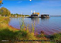 Lausitzer Seenland - Junge Urlaubsregion mit einzigartiger Wasserlandschaft (Wandkalender 2019 DIN A2 quer) - Produktdetailbild 12
