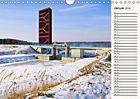 Lausitzer Seenland - Junge Urlaubsregion mit einzigartiger Wasserlandschaft (Wandkalender 2019 DIN A4 quer) - Produktdetailbild 11