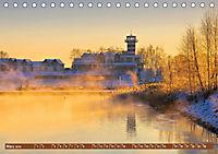 Lausitzer Seenland - Junge Urlaubsregion mit einzigartiger Wasserlandschaft (Tischkalender 2019 DIN A5 quer) - Produktdetailbild 3
