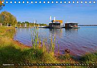 Lausitzer Seenland - Junge Urlaubsregion mit einzigartiger Wasserlandschaft (Tischkalender 2019 DIN A5 quer) - Produktdetailbild 9