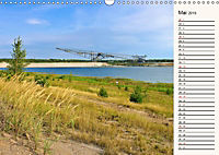 Lausitzer Seenland - Junge Urlaubsregion mit einzigartiger Wasserlandschaft (Wandkalender 2019 DIN A3 quer) - Produktdetailbild 5
