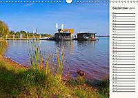 Lausitzer Seenland - Junge Urlaubsregion mit einzigartiger Wasserlandschaft (Wandkalender 2019 DIN A3 quer) - Produktdetailbild 9