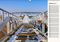 Lausitzer Seenland - Junge Urlaubsregion mit einzigartiger Wasserlandschaft (Wandkalender 2019 DIN A2 quer) - Produktdetailbild 2