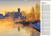 Lausitzer Seenland - Junge Urlaubsregion mit einzigartiger Wasserlandschaft (Wandkalender 2019 DIN A2 quer) - Produktdetailbild 3
