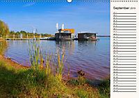 Lausitzer Seenland - Junge Urlaubsregion mit einzigartiger Wasserlandschaft (Wandkalender 2019 DIN A2 quer) - Produktdetailbild 9