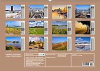 Lausitzer Seenland - Junge Urlaubsregion mit einzigartiger Wasserlandschaft (Wandkalender 2019 DIN A2 quer) - Produktdetailbild 13