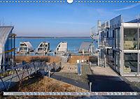 Lausitzer Seenland - Junge Urlaubsregion mit einzigartiger Wasserlandschaft (Wandkalender 2019 DIN A3 quer) - Produktdetailbild 4