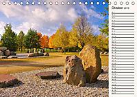 Lausitzer Seenland - Junge Urlaubsregion mit einzigartiger Wasserlandschaft (Tischkalender 2019 DIN A5 quer) - Produktdetailbild 10