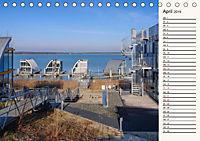 Lausitzer Seenland - Junge Urlaubsregion mit einzigartiger Wasserlandschaft (Tischkalender 2019 DIN A5 quer) - Produktdetailbild 4