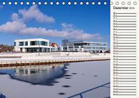 Lausitzer Seenland - Junge Urlaubsregion mit einzigartiger Wasserlandschaft (Tischkalender 2019 DIN A5 quer) - Produktdetailbild 12