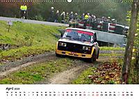 Lausitzrallye Histo EM (Wandkalender 2019 DIN A2 quer) - Produktdetailbild 4
