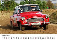 Lausitzrallye Histo EM (Wandkalender 2019 DIN A2 quer) - Produktdetailbild 10