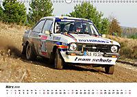 Lausitzrallye Histo EM (Wandkalender 2019 DIN A3 quer) - Produktdetailbild 3