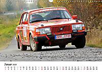 Lausitzrallye Histo EM (Wandkalender 2019 DIN A3 quer) - Produktdetailbild 1
