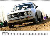 Lausitzrallye Histo EM (Wandkalender 2019 DIN A3 quer) - Produktdetailbild 8