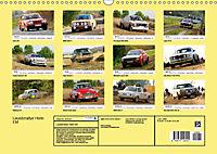 Lausitzrallye Histo EM (Wandkalender 2019 DIN A3 quer) - Produktdetailbild 13