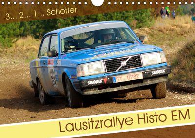 Lausitzrallye Histo EM (Wandkalender 2019 DIN A4 quer), Patrick Freiberg