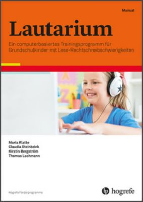 Lautarium - Ein computerbasiertes Trainingsprogramm für Grundschulkinder mit Lese-Rechtschreibschwierigkeiten -  pdf epub
