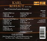 Lautenkonzerte - Produktdetailbild 1