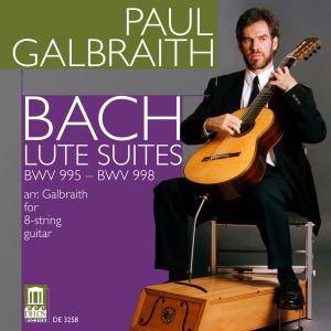 Lautensuiten, Paul Galbraith