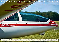 Lautlos durch die Luft - Faszination Segelfliegen (Tischkalender 2019 DIN A5 quer) - Produktdetailbild 1