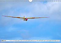 Lautlos durch die Luft - Faszination Segelfliegen (Wandkalender 2019 DIN A4 quer) - Produktdetailbild 3