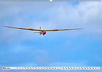 Lautlos durch die Luft - Faszination Segelfliegen (Wandkalender 2019 DIN A2 quer) - Produktdetailbild 3