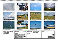 Lautlos durch die Luft - Faszination Segelfliegen (Wandkalender 2019 DIN A2 quer) - Produktdetailbild 13