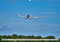 Lautlos durch die Luft - Faszination Segelfliegen (Wandkalender 2019 DIN A2 quer) - Produktdetailbild 11