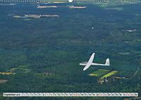 Lautlos durch die Luft - Faszination Segelfliegen (Wandkalender 2019 DIN A2 quer) - Produktdetailbild 9
