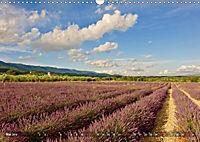 Lavendel. Der Duft der Provence (Wandkalender 2019 DIN A3 quer) - Produktdetailbild 5