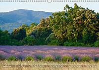 Lavendel. Der Duft der Provence (Wandkalender 2019 DIN A3 quer) - Produktdetailbild 1