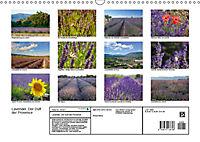 Lavendel. Der Duft der Provence (Wandkalender 2019 DIN A3 quer) - Produktdetailbild 13