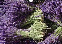 Lavender, the scent of Provence (Wall Calendar 2019 DIN A4 Landscape) - Produktdetailbild 5