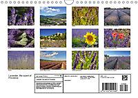 Lavender, the scent of Provence (Wall Calendar 2019 DIN A4 Landscape) - Produktdetailbild 13
