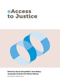 Law, Technology and Media: eAccess to Justice
