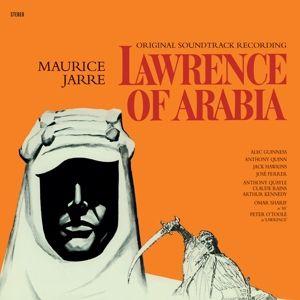 Lawrence Of Arabia (Ltd.180g Farbiges Vinyl), Maurice Jarre