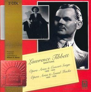 Lawrence Tibbett,Bariton, Lawrence Tibbett