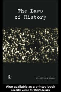 Laws of History, Graeme Snooks
